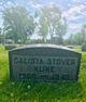 Calista Jane <I>Stover</I> Kline