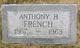 Anthony H. French