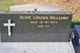 Olive Louisa Williams