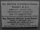 Rev Leslie Alphonsus George Parrot