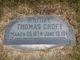 Thomas Croft
