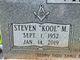 """Steven Marvin """"Kool"""" Vincent"""
