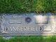 """Wilbert Charles """"Wib"""" Dangerfield"""