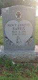 Nancy Annette <I>Chandler</I> Harris