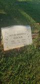 Allie Brenda <I>Gupton</I> Givan