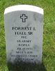 Forrest Laverne Hall SR.