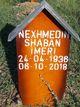 Nexhmedin Shaban Imeri
