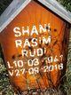 Shani Rasim Rudi
