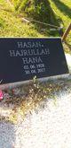 Hasan Hajrullah Hana