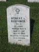 "Robert Lee ""Jim"" Eisenbise"