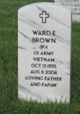 Ward Earl Brown