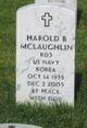 Harold Bruce Mclaughlin