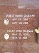 Ernest Homer Coleman