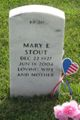 Mary E Strout