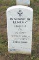 Elmer C Harris