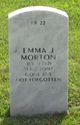Emma J Morton
