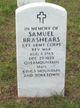 Capt Samuel Brashears