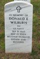 Donald Earl Wilburn