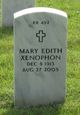 Mary Edith Xenophon