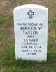 Jarred W. Taylor