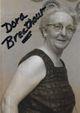 Dora Louisa <I>Hebner</I> Breathour