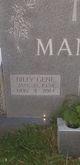 Billy Gene Mann