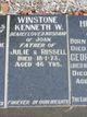 Kenneth Watkin Winstone