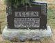Profile photo:  Albert Allerton Allen