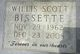 Willis Scott Bissette