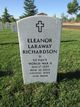 Eleanor Laraway <I>More</I> Richardson