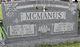 Profile photo:  Minnie Emma <I>Jaeger</I> McManus