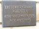 Frederick Charles Ashenden