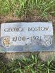George Bostow