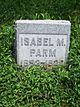 Profile photo:  Isabel Margaret <I>Hunt</I> Parm