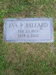 Eva <I>Drouin</I> Ballard