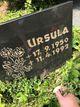 Ursula Unknown