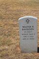 Walter Edwin Davidson