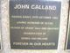 John Calland