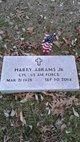 Profile photo:  Harry Abrams Jr.