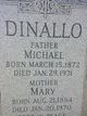 Mary <I>Lombardi</I> DiNallo