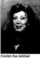 """Profile photo:  Carolyn Sue """"Nannie Buddie"""" <I>Randle</I> Ashford"""