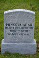 Profile photo:  Minerva <I>Paisley</I> Abar