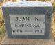 Juan N Espinosa