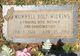 Gladys Murrell <I>Bolt</I> Wilkins