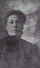 Profile photo:  Virginia E. <I>Walker</I> Broughton