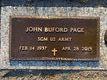 SGM John Buford Page