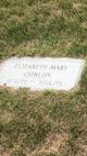 Profile photo:  Elizabeth Mary Conlon