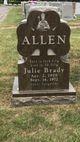 Profile photo:  Julie Brady Allen