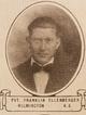 PVT Franklin O. Ellenberger