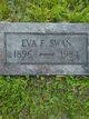 Eva Frances <I>Bartlett</I> Swan